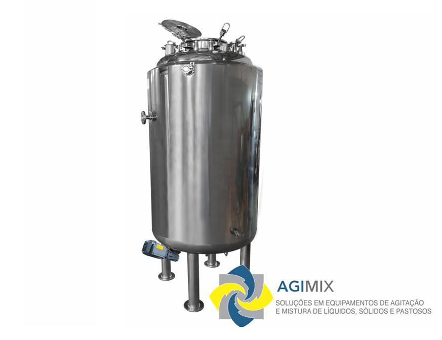 Reator Farmacêutico com Agitador Magnético